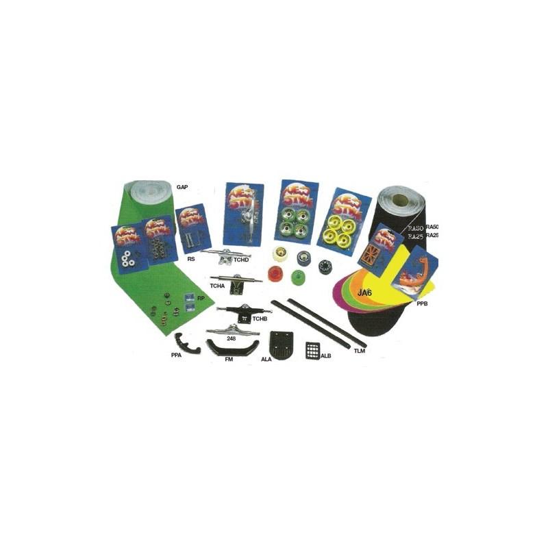 Rollerskate Accesories - Type 2