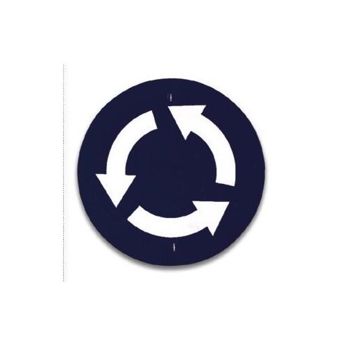 Traffic panel- Roundabout