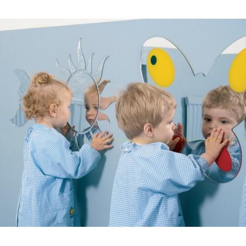 Espejo Mariposa