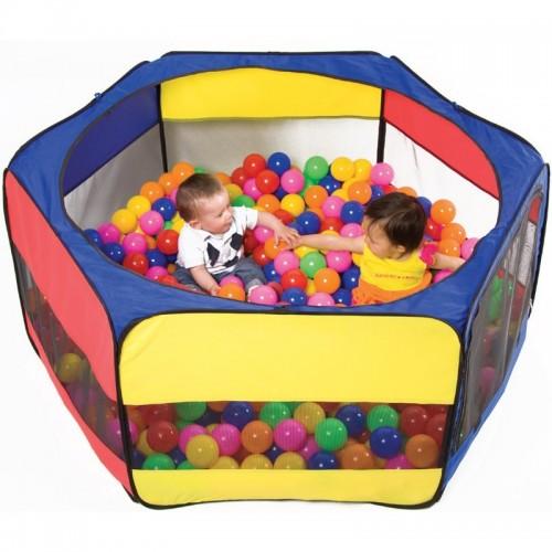 Play pool - park made of nylon