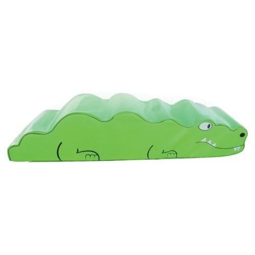 Foam crocodile