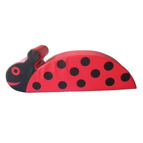 Foam ladybird