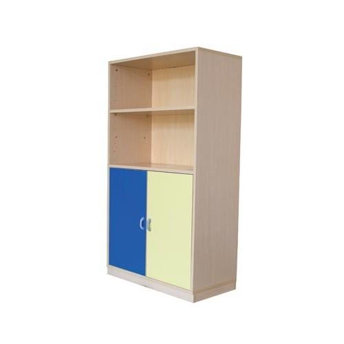 Módulo mediano con puertas + 1 balda horizontal 1/1
