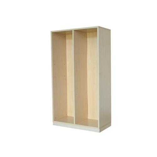 Módulo mediano + 1 balda vertical