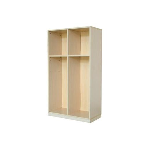 Módulo mediano + 1 balda vertical + 2 baldas horizontales 1/2