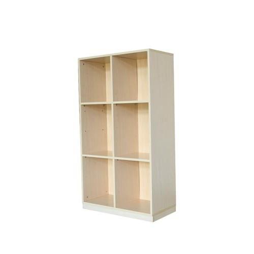 Módulo mediano + 1 balda vertical + 4 baldas horizontales 1/2