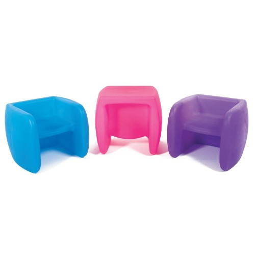 Silla cubo