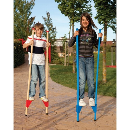 High Stilts .Length 1,50 Mt.