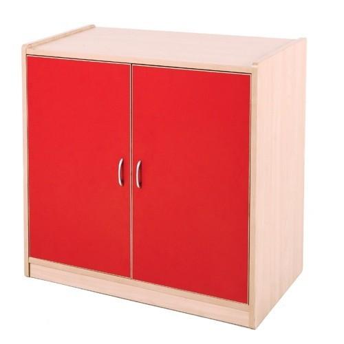 Módulo completo pequeño con puertas + 2 baldas 1/1 i