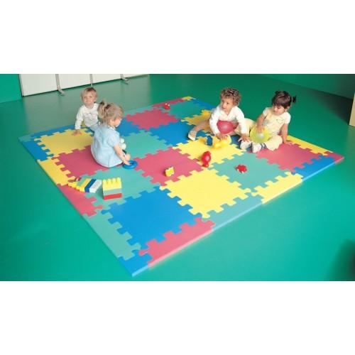 Carpet Puzzle 120X120 Cm.