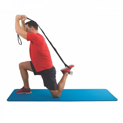 Belt stretching