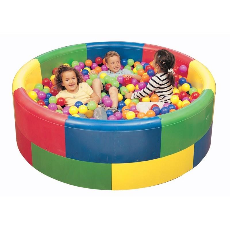 Sensorial round pool,