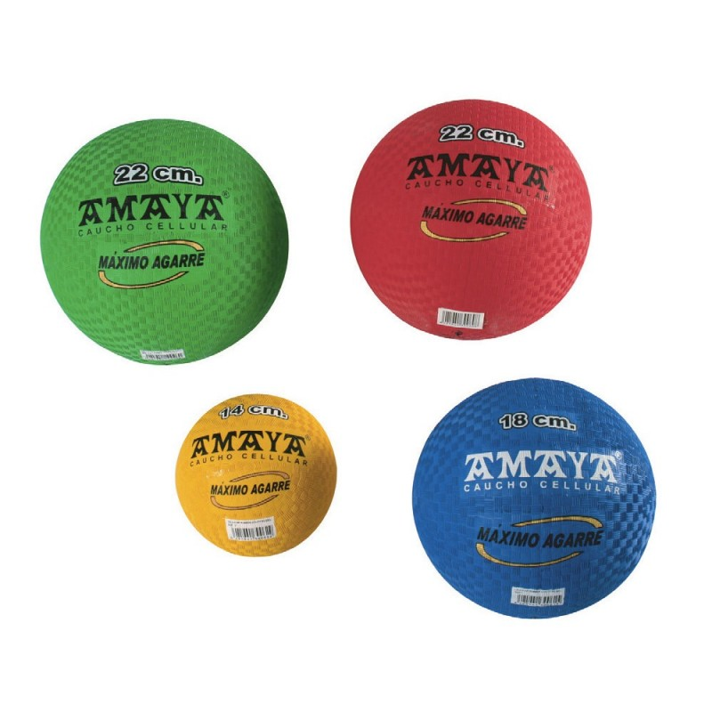 Rubber Rugged Balls