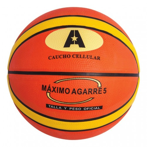 Balón basket caucho Cellular bicolor
