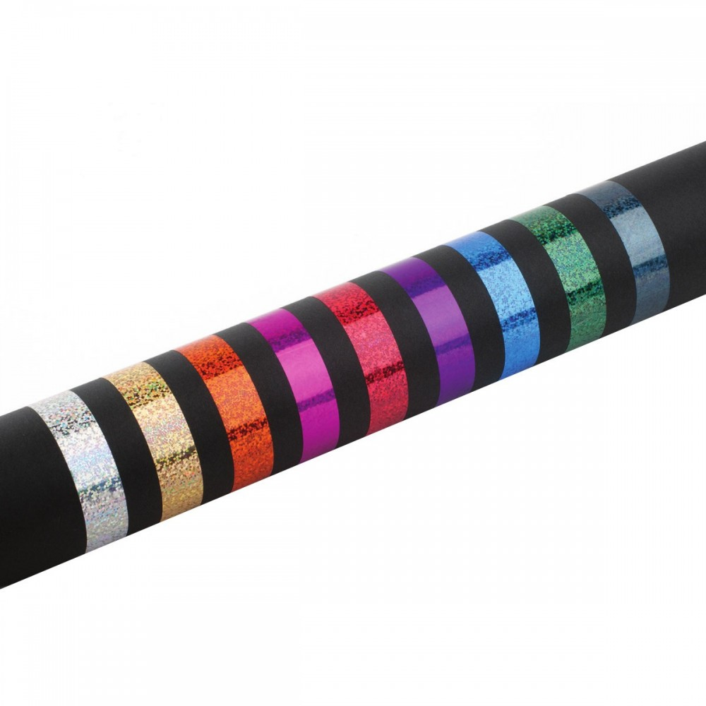 coloured adhesive decoration tape