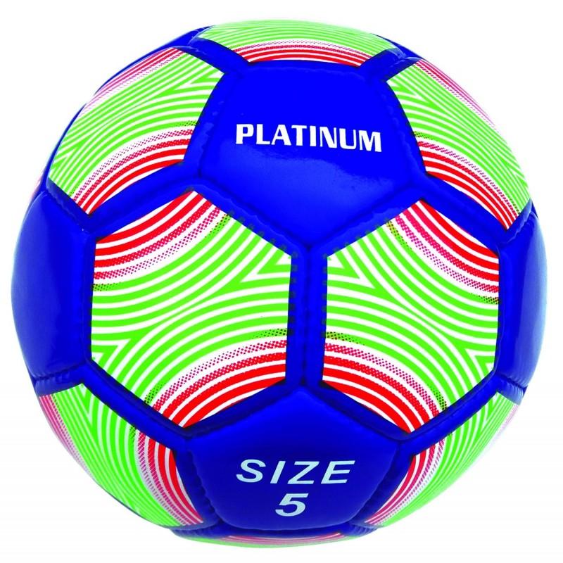 "Balón fútbol nº 5 modelo ""Platinum"""