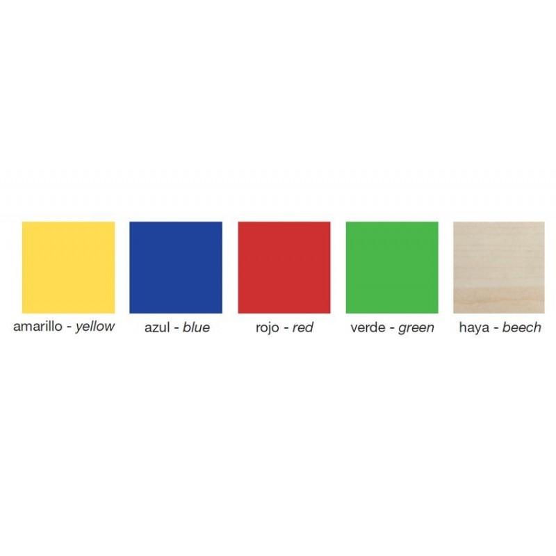 Sillas 4 alturas 5 colores