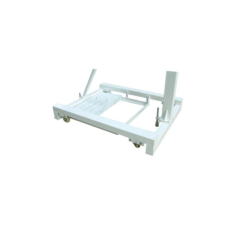 Counterbalance Container For Basket