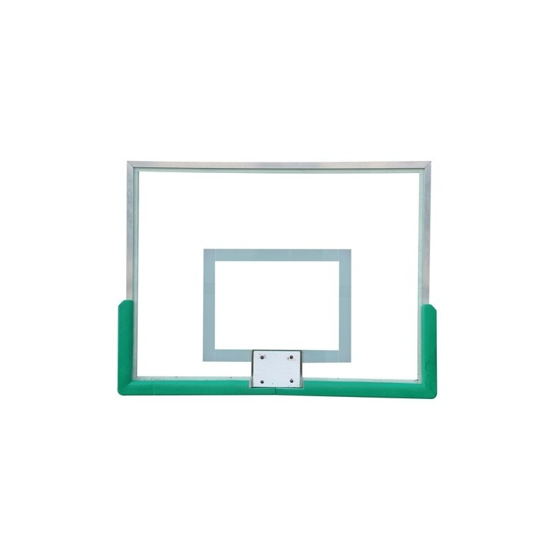 Tableros Basket Cristal Templado 1,2Cm.