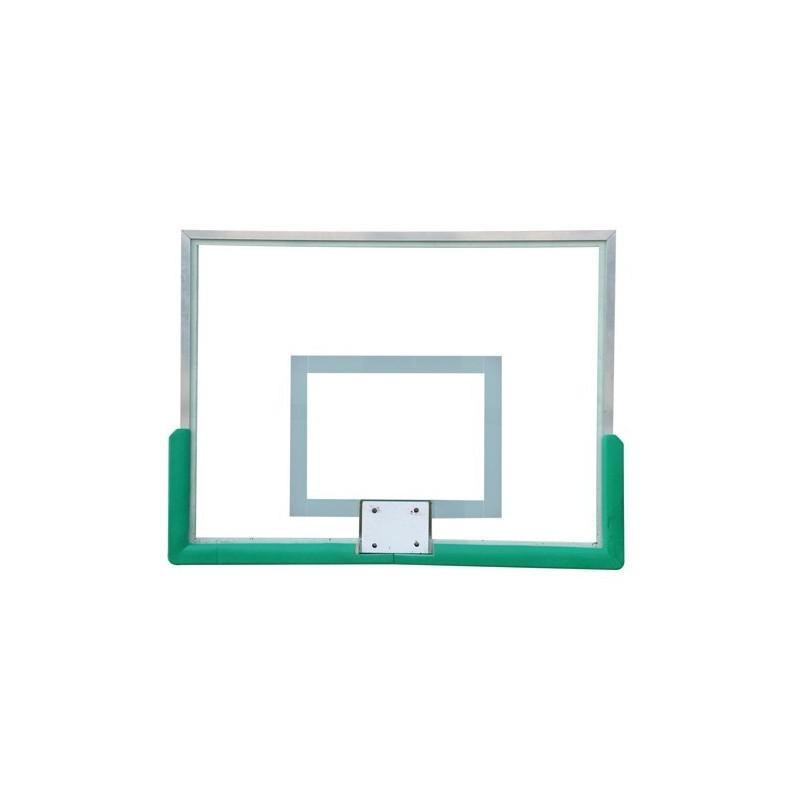 Tableros Minibasket Cristal Templado 1,2Cm.