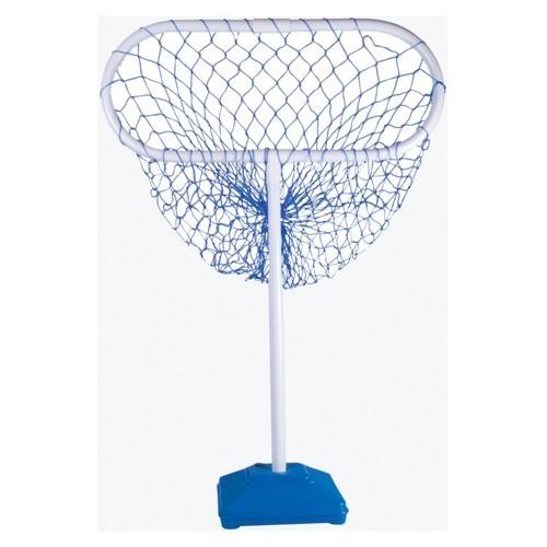 Freesbees Goal.
