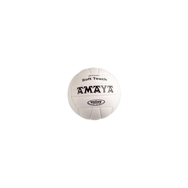 Volley Cuero Sint.Cosido Ø 210 mm.