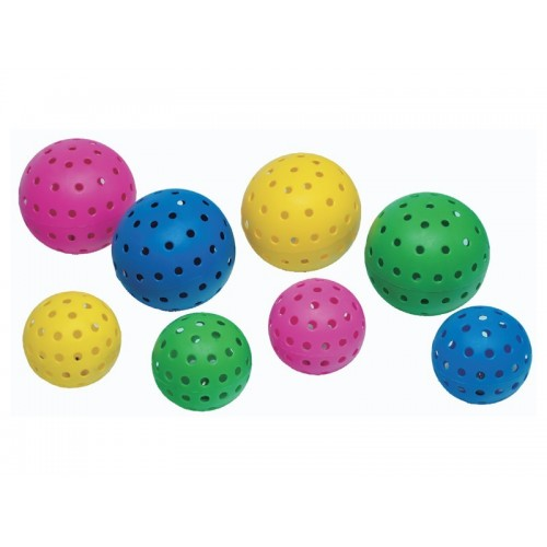 Eva ball with holes and bell