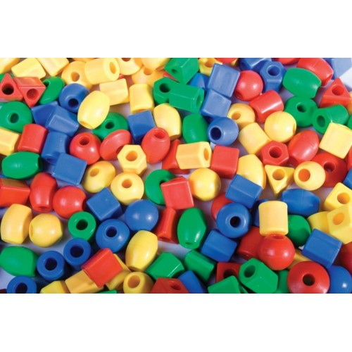 Mix Figuras Engarzables, Set de 180 piezas