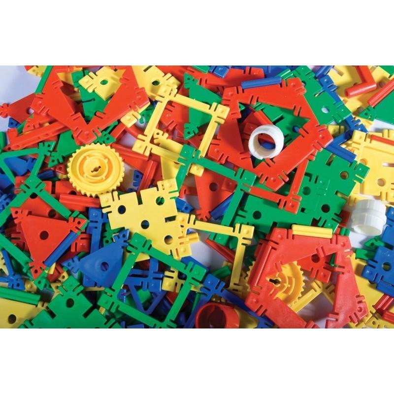 Mini Architecture. Set 193 Pieces.