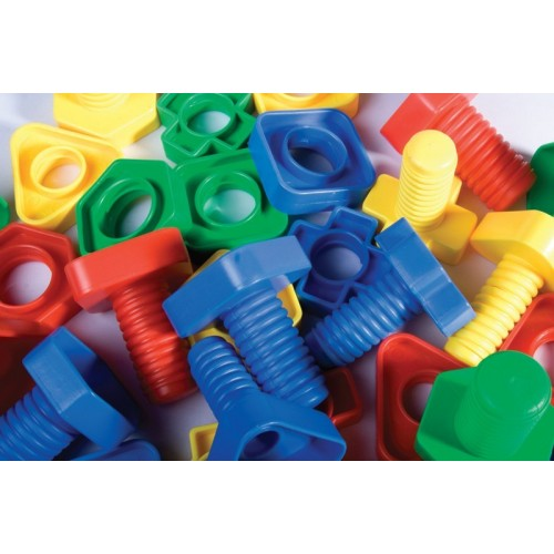 Screws And Nuts, Set 32 Pieces