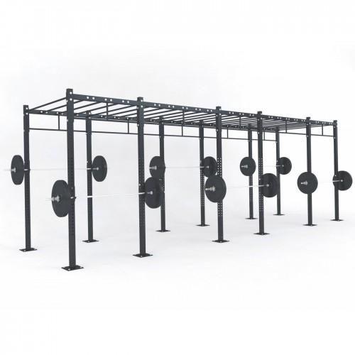 Estructura funcional D5 - 690x180x275cm