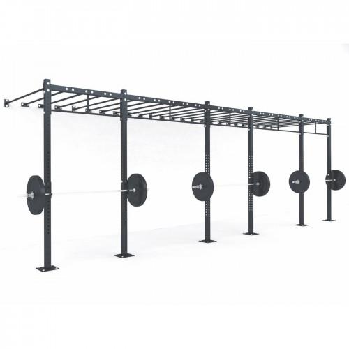 Estructura funcional D10 - 690x172x275cm