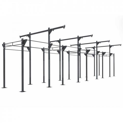Estructura funcional E6 E7 - 1147x390x365cm