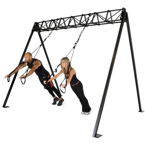 Suspension Trainer Rack