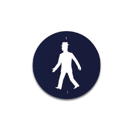 Traffic panel- Pedestrian