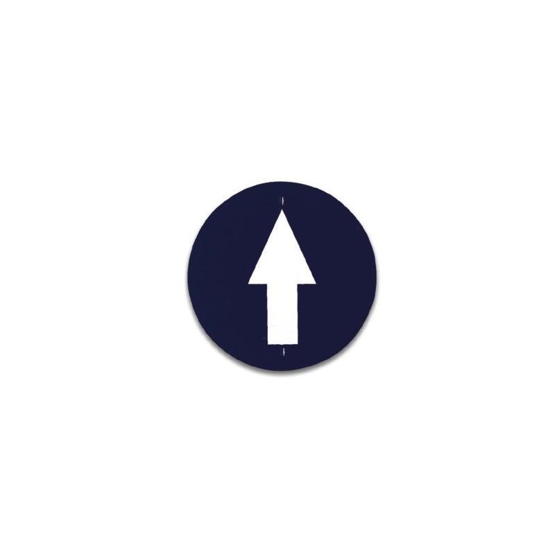 Traffic panel- One way traffic