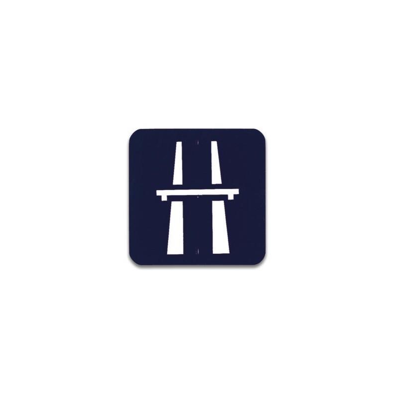 Traffic panel- Motorway