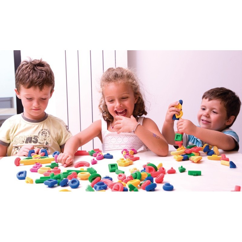 Set figuras engarzables soft