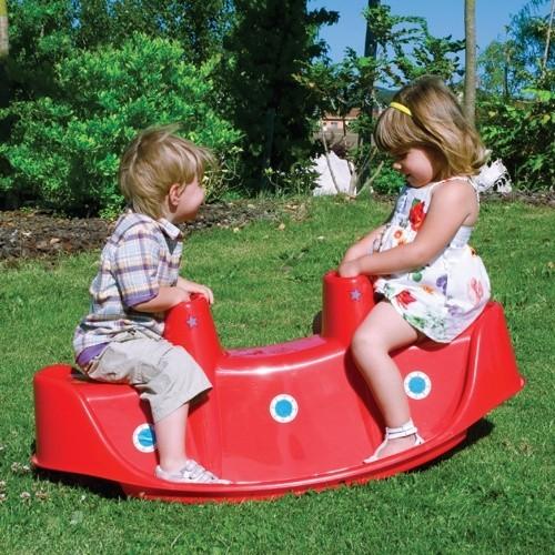 Three-Seater Children'S Rocking Chair