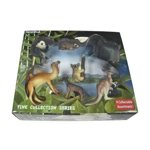 SET ANIMALES Nº 3