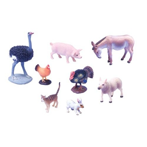 SET ANIMALES Nº 4