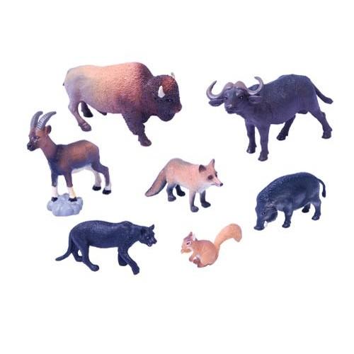 SET ANIMALES Nº 6