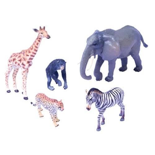 SET ANIMALES Nº 8