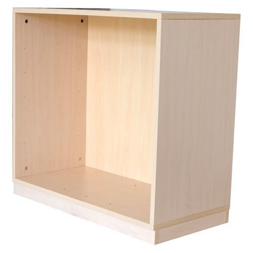 Módulo pequeño estructura. 80 x 40 x 75 cm.