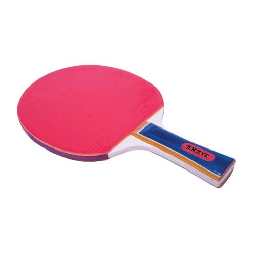 Set 2 raquetas tenis de Mesa M1002 1 estrella + 3 Pelotas Iniciación.