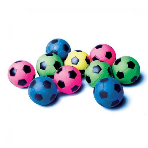 Football rubber-foam ball ø 56 mm.