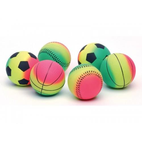 Rubber-foam ball ø 95 mm.