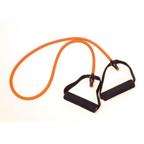 Resistance tube 1,2 m. Color orange - Light.