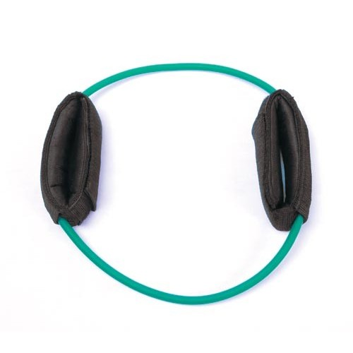 Ankle tube. Color verde - Medio.