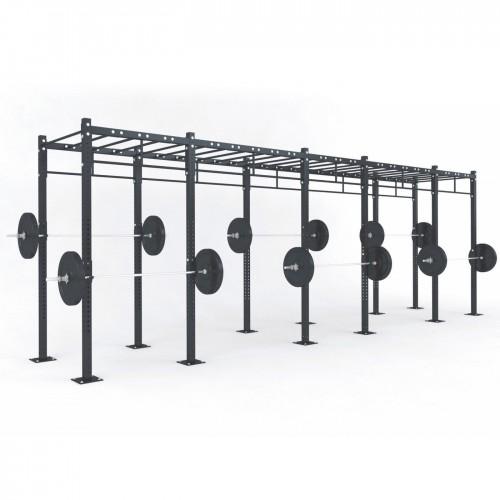 Estructura funcional C5 - 690x120x275cm